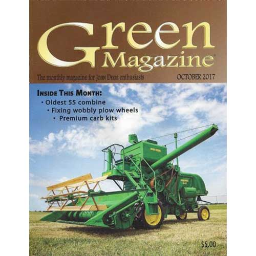 Green Magazine Subscription