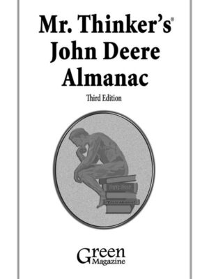 Mr. Thinker's John Deere Almanac