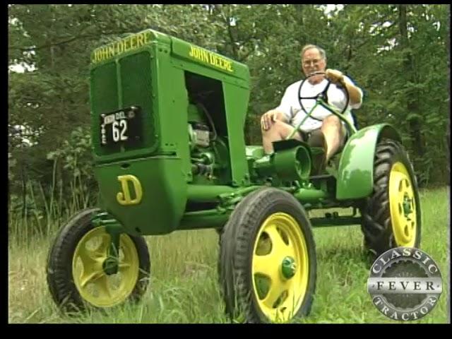 Smallest Vintage Tractor John Deere Built