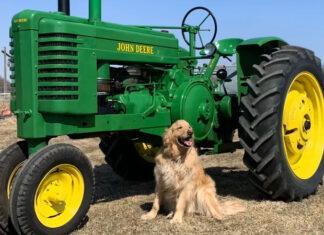 John Deere Pets Photo Contest